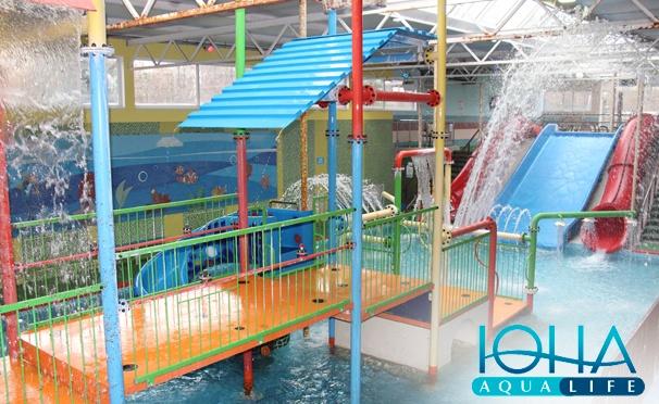 Скидка на Отдых для двоих в отеле «Юна Aqua Life»: номер «Стандарт», аквапарк, бассейн, бани и сауны, джакузи, бильярд и не только! Скидка 40%