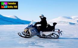Катание на снегоходах Yamaha