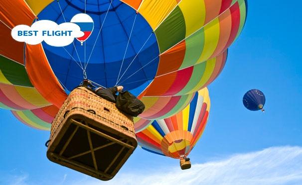 Полетать на воздушном шаре в москве цена