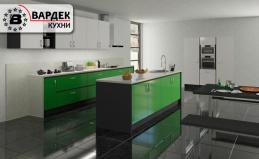 Кухонные гарнитуры от «Кухни Вардек»