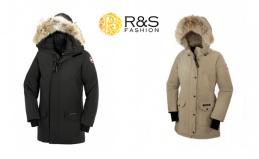 Куртки-парки от R&S Fashion