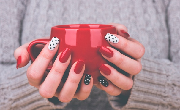 Красивые ногти гель-лак