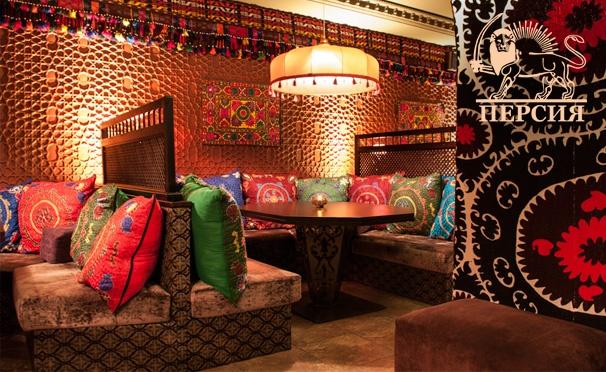 Скидка на Скидка 54% на банкеты для 5, 10, 20 или 30 человек в ресторане «Персия» на «Таганской»