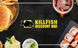 Меню KillFish Discount Bar