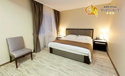 Отдых для двоих в отеле «Пересвет»
