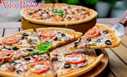 Пицца от Via Pizza