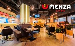 «MENZA кафе» по 6 адресам