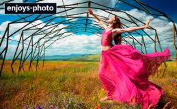 Фотосессия в студии Enjoys Photo