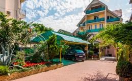 Отдых в отеле «Пальма» в Сочи