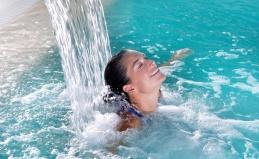 Массаж, бассейн, spa-программы
