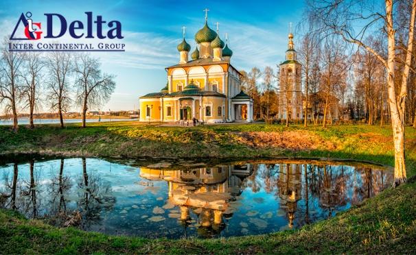 Скидка на Экскурсии «Руза - город двух морей», «Углич - Мышкин», «Шоколадный подарок» и «Царская игрушка» от туристической компании Delta со скидкой до 38%