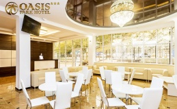 Парк-отель «Оазис» в бухте Инал