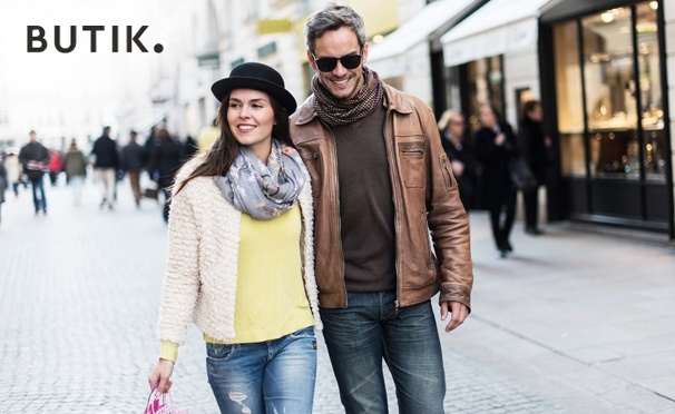 Скидка на Распродажа от интернет-магазина Butik. Лучшие бренды со скидкой до 70%