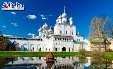 Экскурсии в Ярославль, Ростов