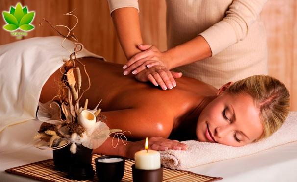 Скидка на Тайский массаж в «Тай-Спа клаб» с 10.00 до 16.00: oil-массаж, традиционный, массаж спины, ног, шейно-воротниковой зоны, головы и лица. Скидка до 56%