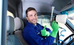 Устранение запахов в салоне авто