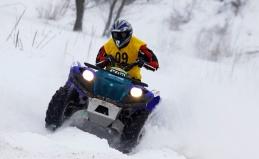Катание на квадроцикле и снегоходе